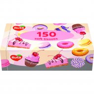Салфетки косметические «Ruta» facial tissue, 150 шт.
