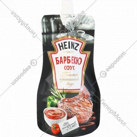 Соус томатный «Heinz» барбекю, 230 г.