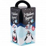Подарочный набор конфет «Новогодняя башенка» 350 г