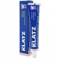 Зубная паста «Klatz health» сенситив, 75 мл.