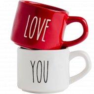 Набор кружек «Home&You» El Love, 60597-MIX-KPLKU