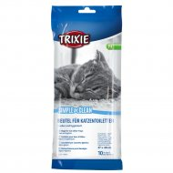 Пакеты сменные «Trixie» для кошачьих туалетов, 46x59 см, 10 шт.
