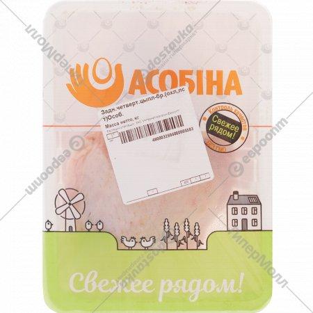 Мясо птицы цыпленка бройлера, охлажденное, 1 кг., фасовка 0.6-0.9 кг