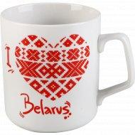 Кружка «Я люблю Беларусь».
