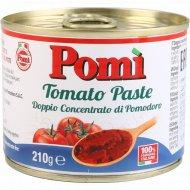 Паста томатная «Pom» 28/30% 210 г.