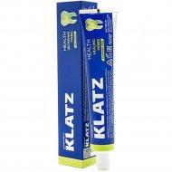 Зубная паста «Klatz lifestyle» свежее дыхание, 75 мл.