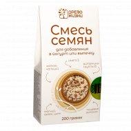 Смесь семян «Древо жизни» для йогурта и выпечки, 200 г