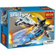 Конструктор «Cogo» космический корабль, 4402.