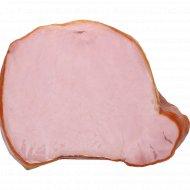 Продукт из свинины «Закуска Элитная» копчено-вареный, 1 кг., фасовка 0.25-0.35 кг