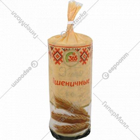 Хлебцы «Минские» пшеничные, 100 г.