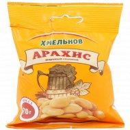 Арахис жареный «Хмельнов» соленый, 70 г.