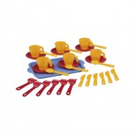 Набор игрушечной посуды «Хозяйка» 6 персон.