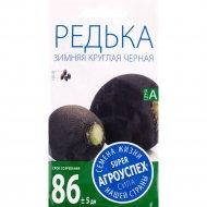 Семена редьки «Зимняя круглая черная» 2 г
