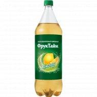 Напиток «Фруктайм Лимонад» газированный, 1.5 л.