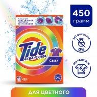 Стиральный порошок «Tide» сolor, 450 г.