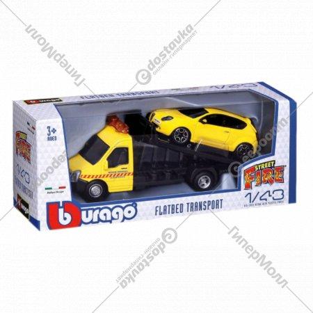 Модель автомобиля 1:43