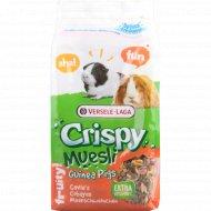 Корм для морских свинок «Crispy Muesli» с витамином Е, 400 г.