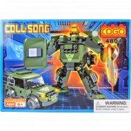 Конструктор «Cogo» космический корабль, 4804.