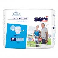 Трусы впитывающие для взрослых «Seni» active, medium, 80-110 см, 10 шт.
