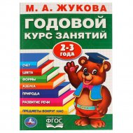 Книга, годовой курс занятий 2-3 года.