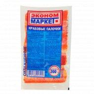 Крабовые палочки «Эконом Маркет» 200 г
