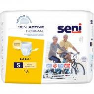 Трусы впитывающие для взрослых «Seni» Active, 10 шт.