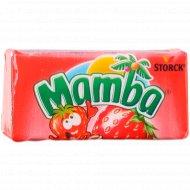 Жевательные конфеты «Mamba» в ассортименте, 26.5 г.