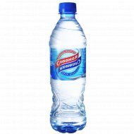 Вода питьевая «Славная» негазированная 0.5 л.