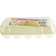 Яйца куриные «Оршанская Птицефабрика» Столовые, С1, 10 шт