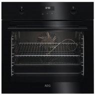 Духовой шкаф «AEG» BCR546350B.