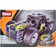 Конструктор «Qihui» черный джип, 5802.