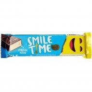 Вафельный батончик «Smile time» сгущенное молоко, 33 г