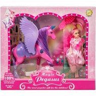Кукла с волшебным Пегасом, 7713-3.