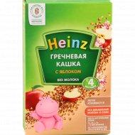 Каша гречневая «Heinz» с яблоком, 200 г.