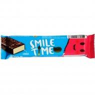 Вафельный батончик «Smile time» сливки, 33 г