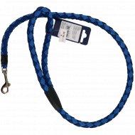 Поводок «Trixie» Cavo, S–M, 1 м, 12 мм, индиго-королевско-синий.