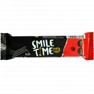 Вафельный батончик «Smile time» Black, 21 г