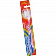 Зубная щетка «Max effect» FW386, средняя.
