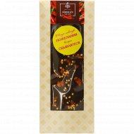 Шоколад темный «Hand-Made» 48.5%, какао с перцем, 100 г.