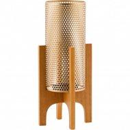 Декоративный фонарь «Home&You» Woodmet, 57591-ZLO-LAM-H0040