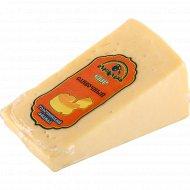 Сыр «Сливочный» 50%, 1 кг., фасовка 0.15-0.25 кг