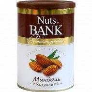 Миндаль «Nuts Bank» обжаренный, 200 г.