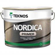 Краска «Teknos» Nordica Pohjamaali, Base 3, 9 л
