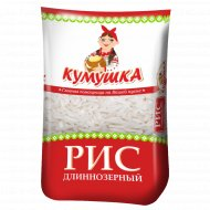 Рис длиннозерный «Кумушка» шлифованный, 700 г.
