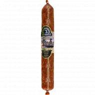 Колбаса сырокопченая «Милано» высший сорт, 1 кг, фасовка 0.4-0.5 кг