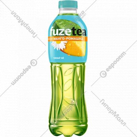 Зеленый чай «Fuze Tea» со вкусом манго-ромашки, 1 л.