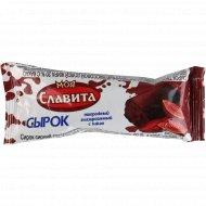 Сырок творожный глазированный «Моя Славита» с какао 20%, 40 г.