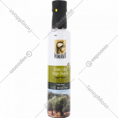 Масло оливковое «Минерва» нерафинированное, 250 мл.