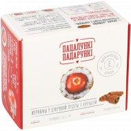 Драже «Пацалункi падарункi» клюква в сахарной пудре с корицей, 100 г.