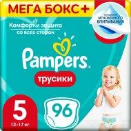 Трусики «Pampers» Pants 12-18кг, размер 5, 96 шт.